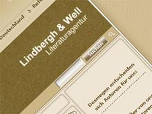 Abgeschaltet: Die Website von Lindbergh & Well