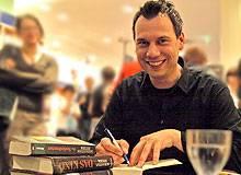31. Podcast-Folge: Über Thriller und Twitter - Bestseller-Autor Sebastian Fitzek im Interview