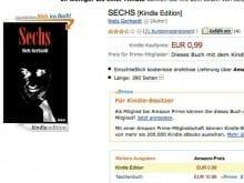 Der Roman »Sechs« bei Amazon