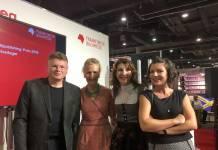 Aufbau einer Autorenmarke - Mitschnitt von der Frankfurter Buchmesse 2018