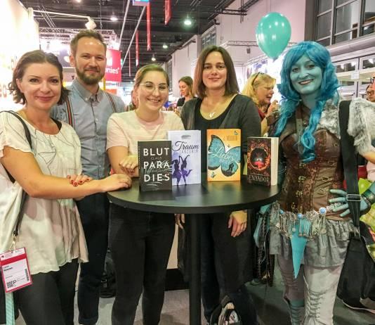 Leser erreichen und erfolgreich binden - Mitschnitt von der Frankfurter Buchmesse 2018