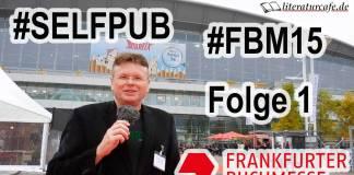 Selfpublishing-Podcast von der Frankfurter Buchmesse 2015