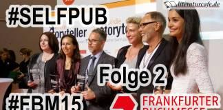 Self-Publishing-Podcast von der Frankfurter Buchmesse - Folge 2