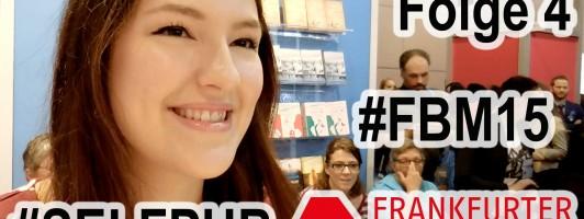 Self-Publishing-Podcast von der Frankfurter Buchmesse 2015 - Folge 4