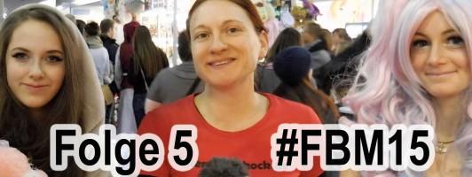 Self-Publishing-Podcast von der Frankfurter Buchmesse 2015 - Folge 5 (Letzte Folge)