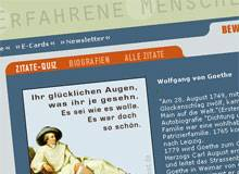 Wegen Karl Valentin: Zitate-Website fällt Abmahn-Wahn zum Opfer