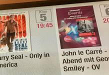 John le Carré: Zur Lesung in London nach Stuttgart ins Kino