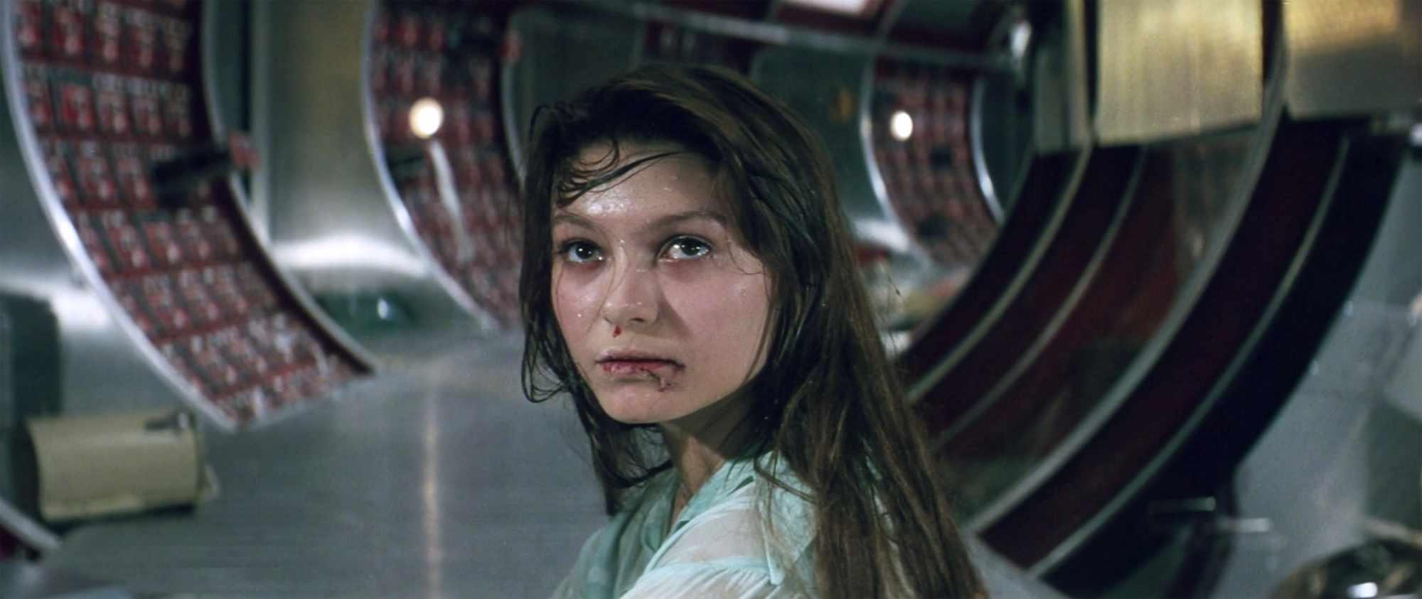 Natalya Bondarchuk als Hari (Harey) in der filmischen Solaris-Adaption durch Andrei Tarkowski aus dem Jahre 1972 (Foto: Film-Standbild/Mosfilm)