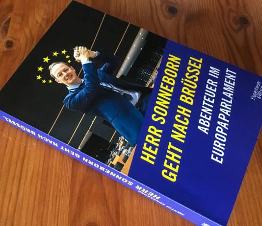 Martin Sonneborn in Brüssel: Die optimale Vorbereitung zur Europawahl