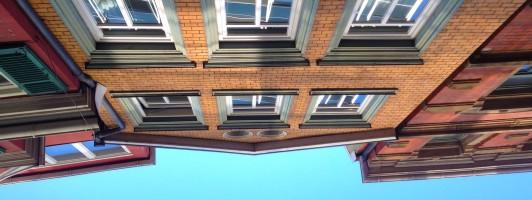 Welche Perspektive müssen wir künftig einnehmen? Das Stuttgarter Schriftstellerhaus.