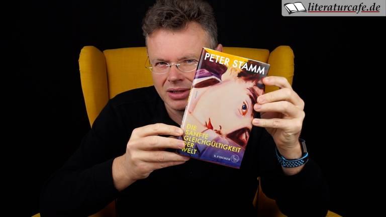 Peter Stamm: »Die sanfte Gleichgültigkeit der Welt« – mit Video