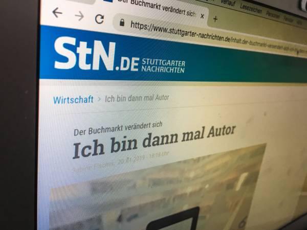 Warum Zeitungsberichte übers Self-Publishing ein falsches Bild vermitteln