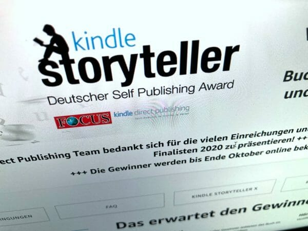 Kindle Storyteller 2020