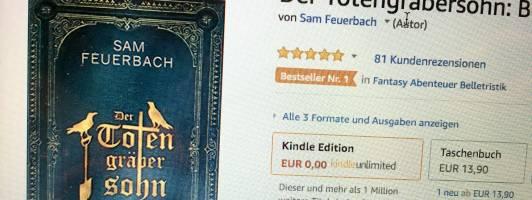 Kindle Storyteller 2017