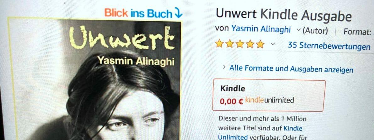 Yasmin Alinaghi: Unwert