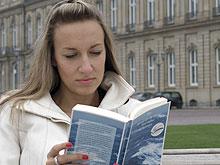 Stuttgart liest ein Buch (Foto: Wolfgang Tischer)