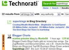 Superblogs 2007: Billige Marketing-Idee für unter 1.500 Euro