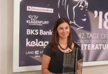 Bachmannpreisträgerin Tanja Maljartschuk