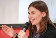 Tanja Maljartschuk (Foto: Birgit-Cathrin Duval)