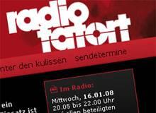 Krimi-Hörspiel: Ab heute ist der ARD-Tatort auch im Radio zu hören