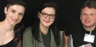 Bachmann-Podcast mit Jessica Lind vom Eröffnungsabend 2017 - Juror Michael Wiedermann im Gespräch