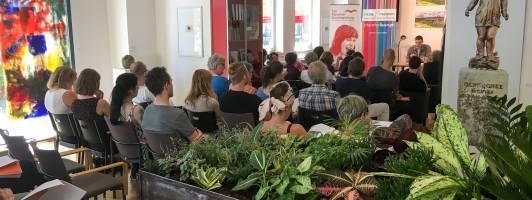 Lesung des Klagenfurter Literaturkurses im Musil-Museum