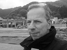 Andreas Teichert war als Helfer vor Ort in Japan (Foto: privat)