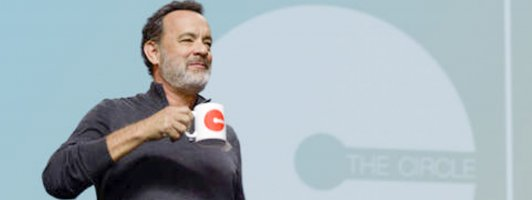 Da spielt schon mal Tom Hanks mit - und dann darf er kaum spielen (Foto: Universum Film)