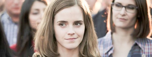 Emma Watson als Mae Holland in »The Circle« (Foto: Universum Film)