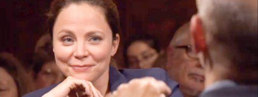 Thea Dorn im literarischen Quartett (Foto:ZDF)