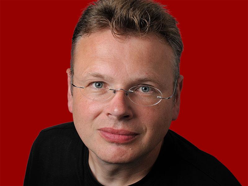 Wolfgang Tischer (Foto: literaturcafe.de)
