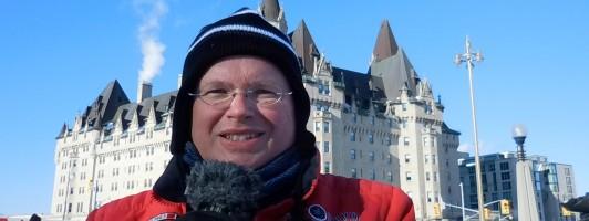 Wolfgang Tischer in Ottawa