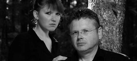 Lilian Wilfart und Wolfgang Tischer (Foto: Birgit-Cathrin Duval)
