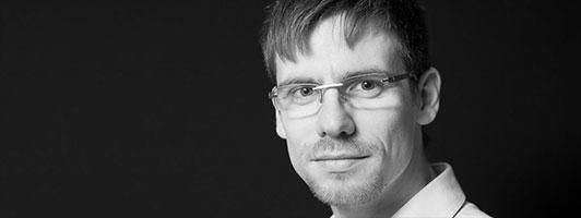 Eines der neuen PEN-Mitglieder: Titus Müller (Foto: Birgit-Cathrin Duval)