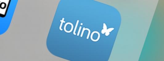 Tolino App auf dem iPhone