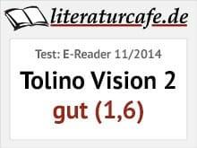 Tolino Vision 2 - Testbewertung gut (1,6)