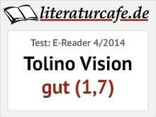 Tolino Vision - Testbewertung gut (1,7)