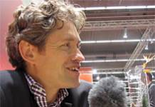 Torsten Casimir im Interview