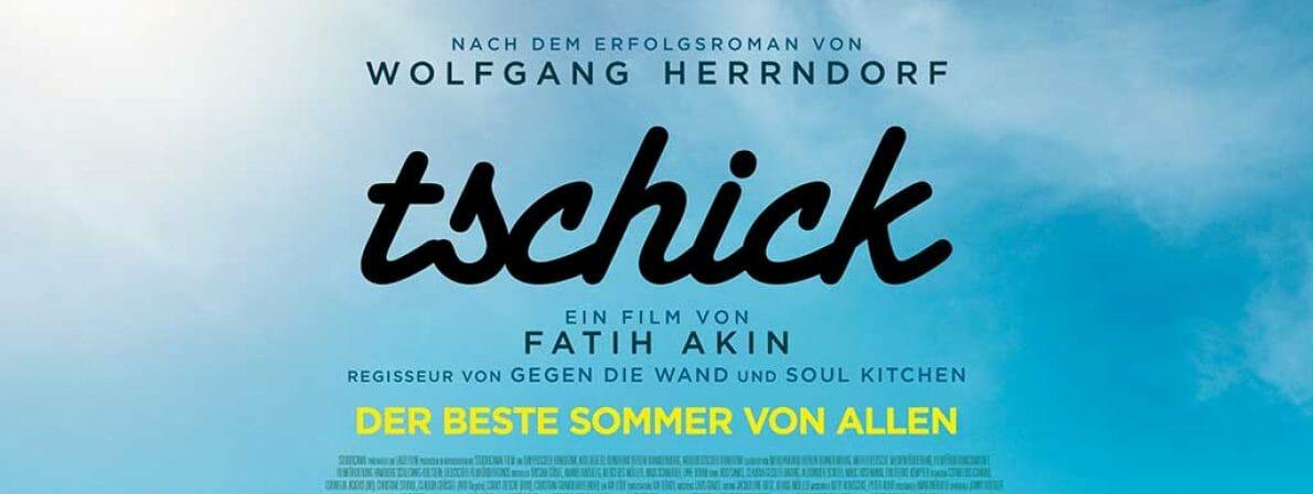 Filmplakat Tschick. Klicken zum Vergrößern. (Foto: Studiocanal)