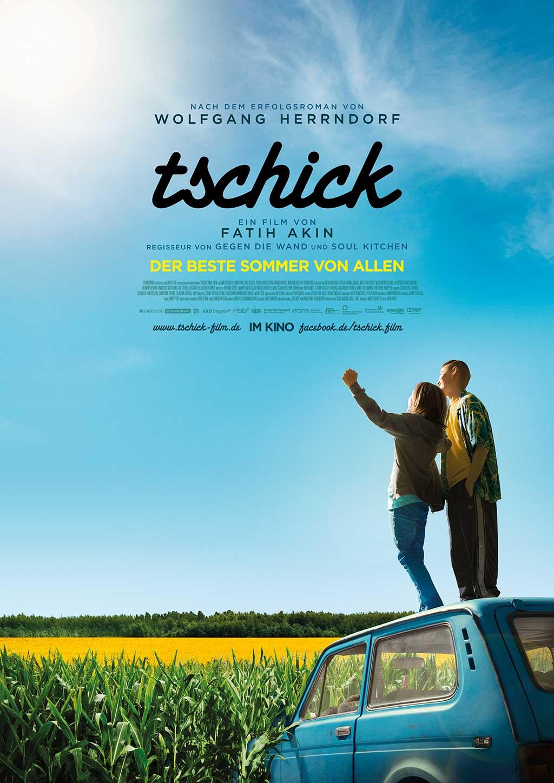 Tschick - Filmplakat