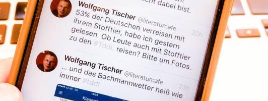 Tischers Tweets aus Klagenfurt #tddl