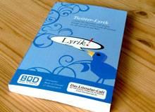 Das Twitter-Lyrik-Buch ist da: 283 Tweets als Taschenbuch oder eBook erhältlich