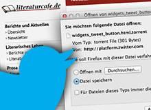 Twitter-Fehler: Welche Probleme die Buttons von Facebook und Co mit sich bringen 1