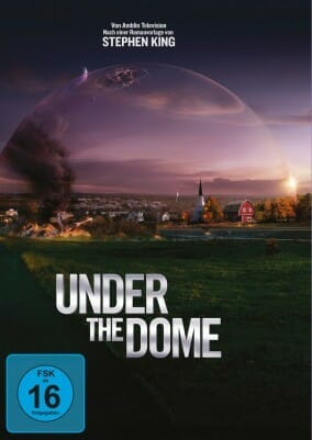 DVD-Cover: Under the Dome - Season 1