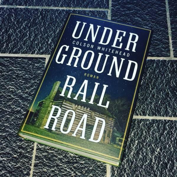»Underground Railroad« von Colson Whitehead: Sprachlich in den Untergrund