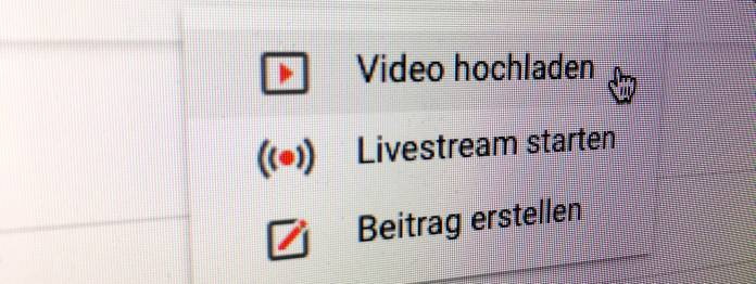 Video-Upload: Künftig mit Inhalte-Filter?