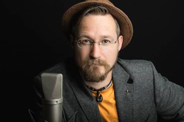 Hörbuchsprecher Uve Teschner im Interview: Reden übers Sprechen