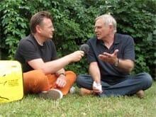 Wolfgang Tischer im Gespräch mit Uwe Heldt