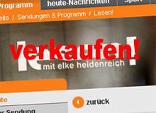 Buchhandel fürchtet Umsatzeinbußen durch Entlassung Elke Heidenreichs