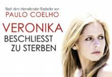 Kinoplakat: Veronika beschließt zu sterben